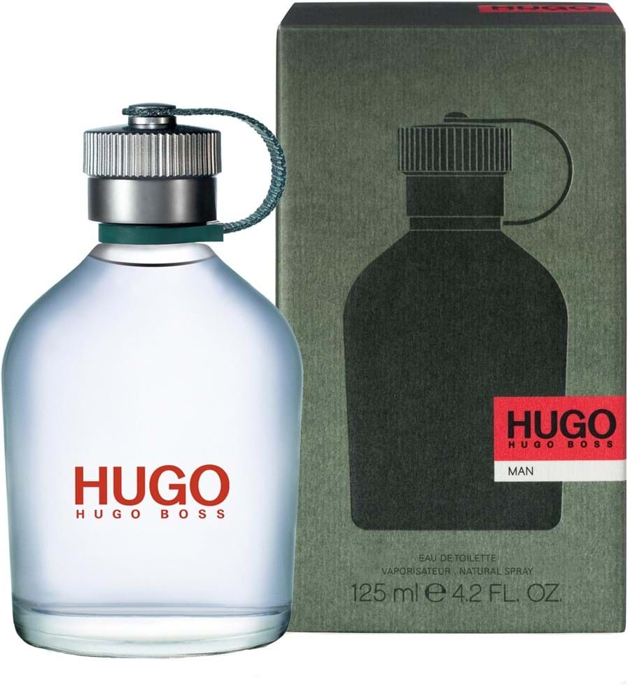 Boss Hugo Man Eau de Toilette 125 ml