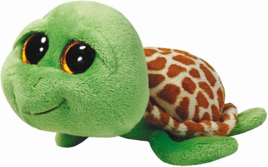 Glubschis, Beanie Boos, Plush, Turtle, 24 cm