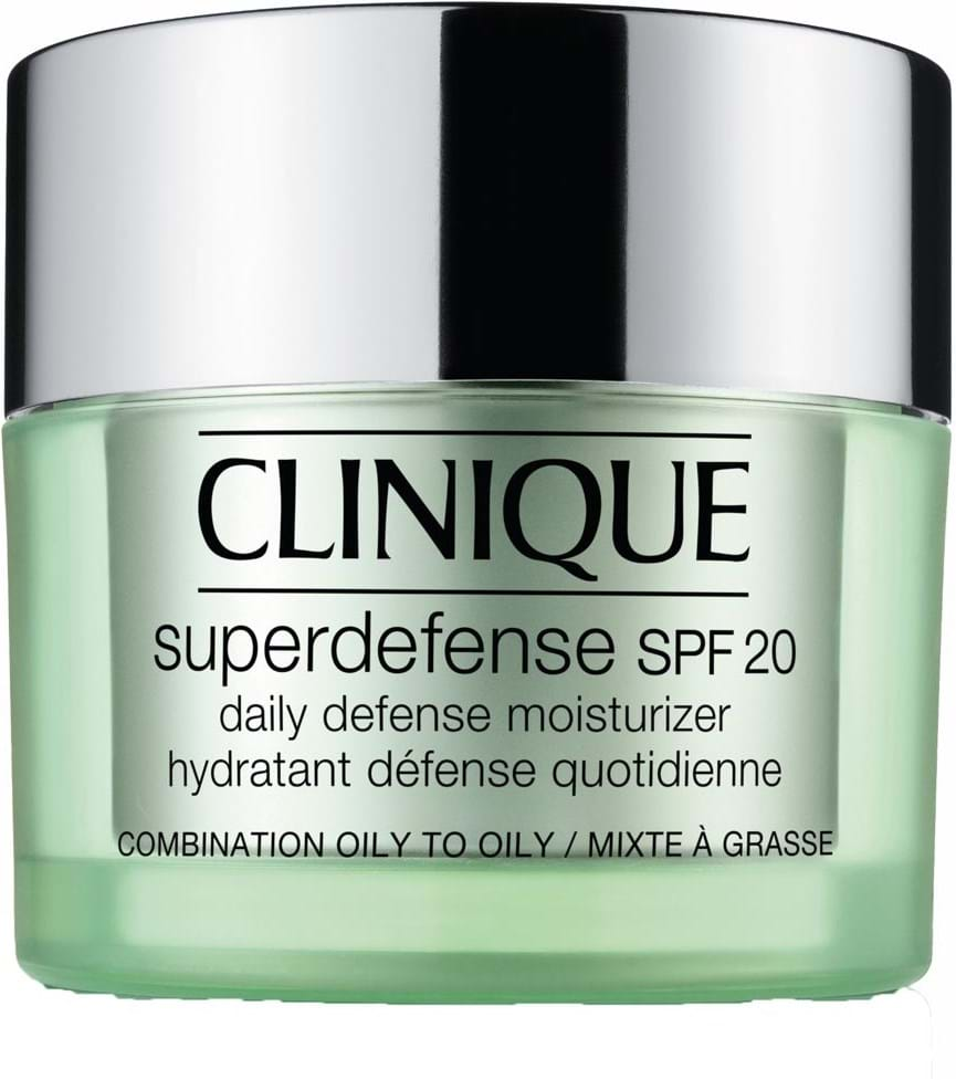Clinique Superdefense SPF 20 Daily Defense Moisturizer Type III/IV Day Care 50 ml