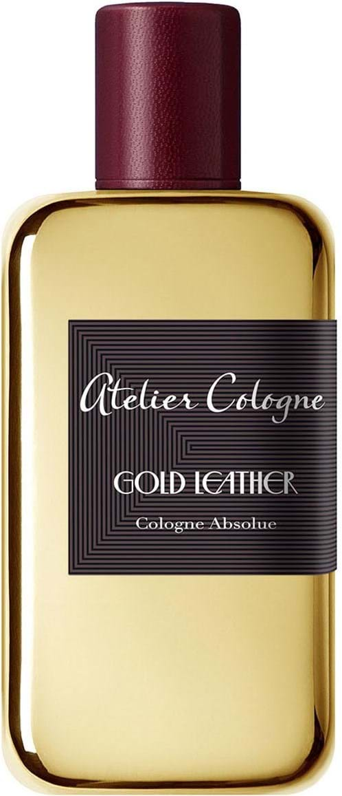 Atelier Cologne Haute Couture Gold Leather Cologne Absolue 100ml