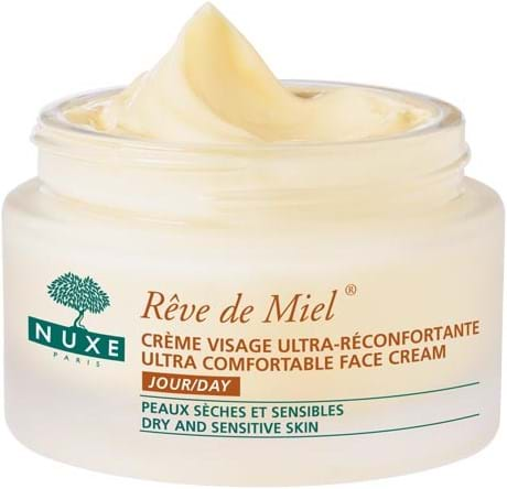 Nuxe Rêve de Miel Ultra Comfortable Face Cream 50 ml