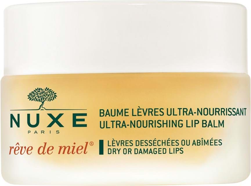 Nuxe Rêve de Miel Ultra-Nourishing Lip Balm 15g