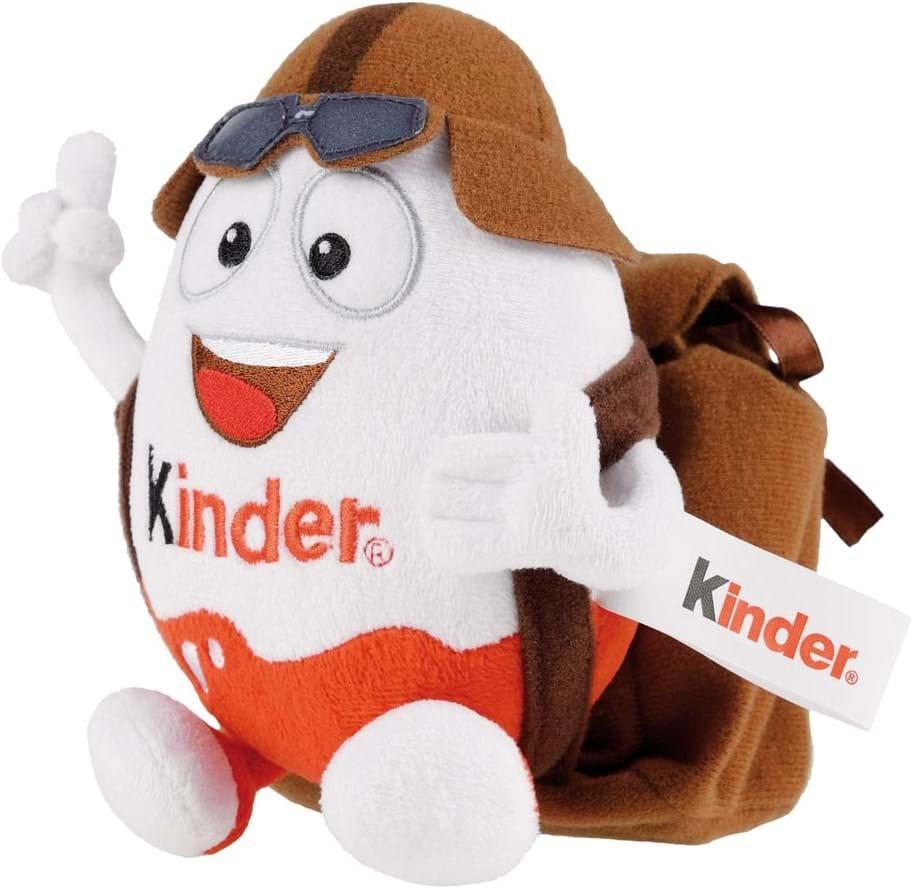 Kinder tøjdyr med Kinder chokolade, 151g