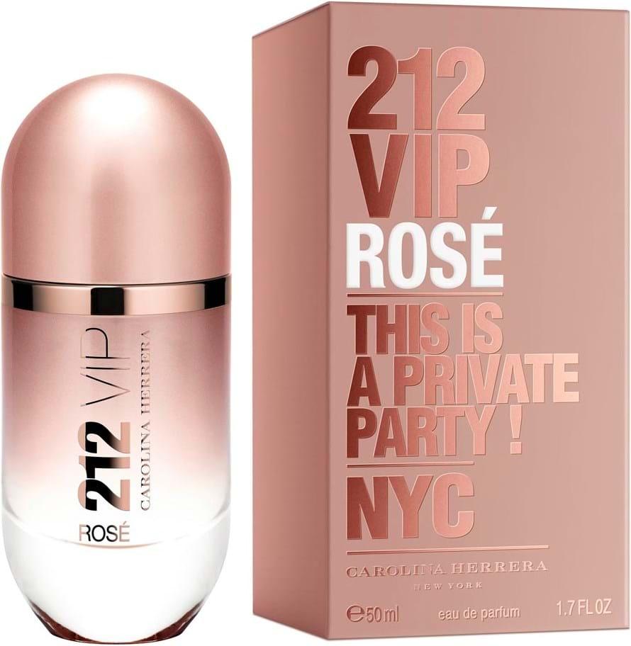 Carolina Herrera 212 Vip Rosé Eau de Parfum 50 ml