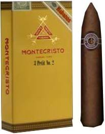 Montecristo Petit No. 2 3s