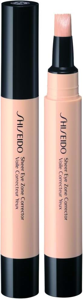 Shiseido Sheer Eye Zone Corrector N° 104 – Natural Ochre