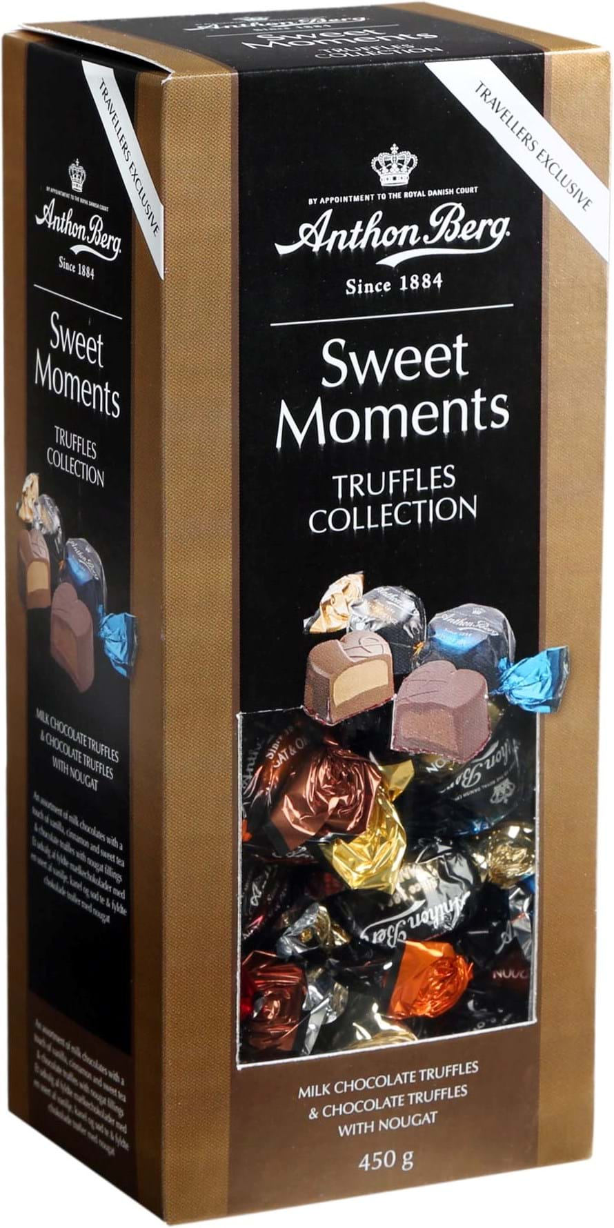 Anthon Berg Sweet Moments Truffles Collection 450g