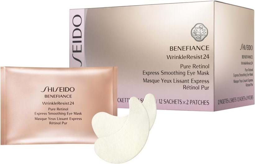 Shiseido Benefiance Express Eye Smoothing Mask