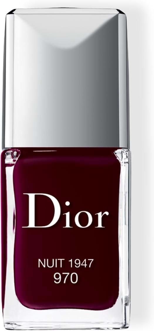 Dior Vernis Nail Lacquer N°970 Nuit 1947 10ml