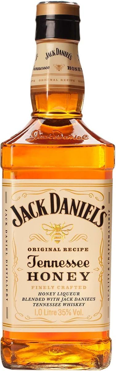 Jack Daniel's Tennessee Honey 35 % 1L