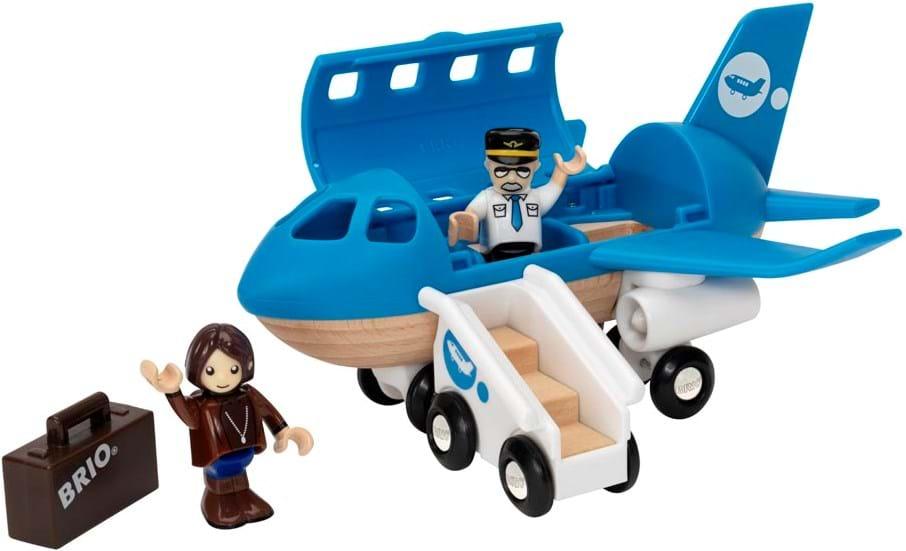 Brio, airplane