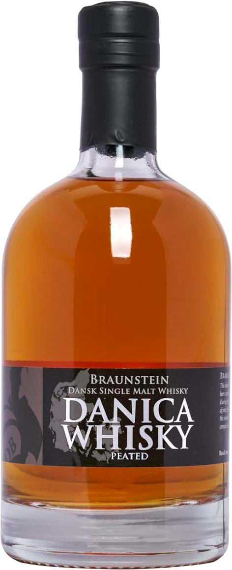 Braunstein Danica Peated Whisky 42% 0.5L