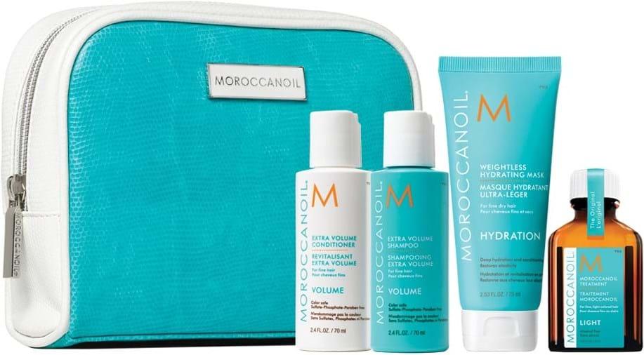 Moroccanoil Volume Travel Set