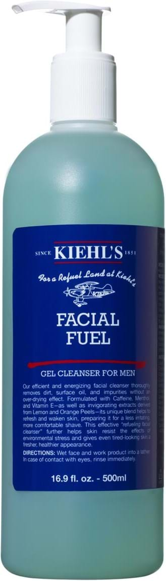 Kiehl`s Facial Fuel Energizing Face Wash Jumbo Size 500 ml