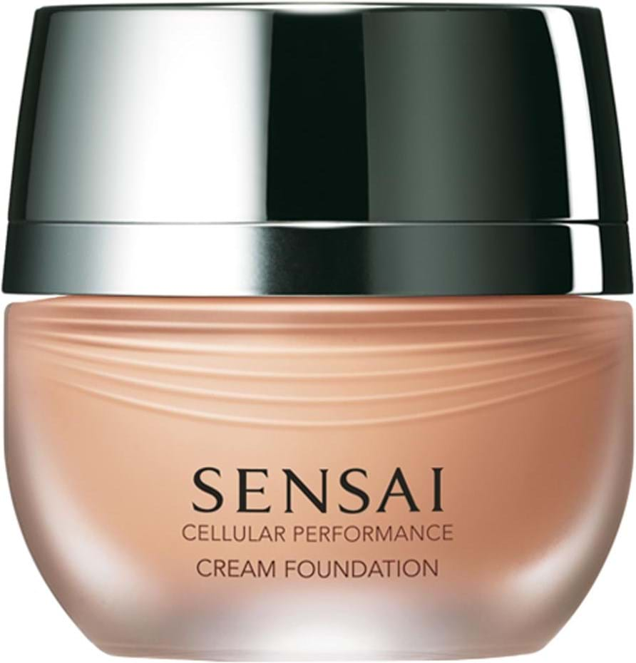 Sensai Cellular Performance Cream Foundation CF23 Almond Beige 30 ml