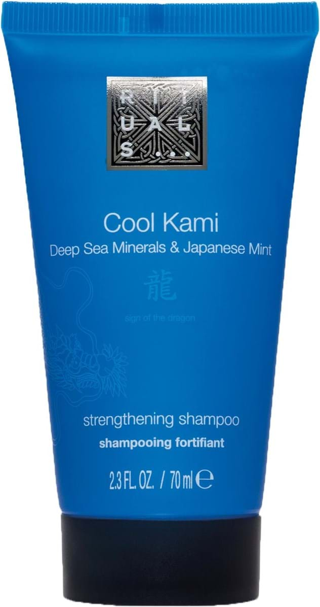Rituals Samurai Secret Cool Hair Shampoo 70 ml