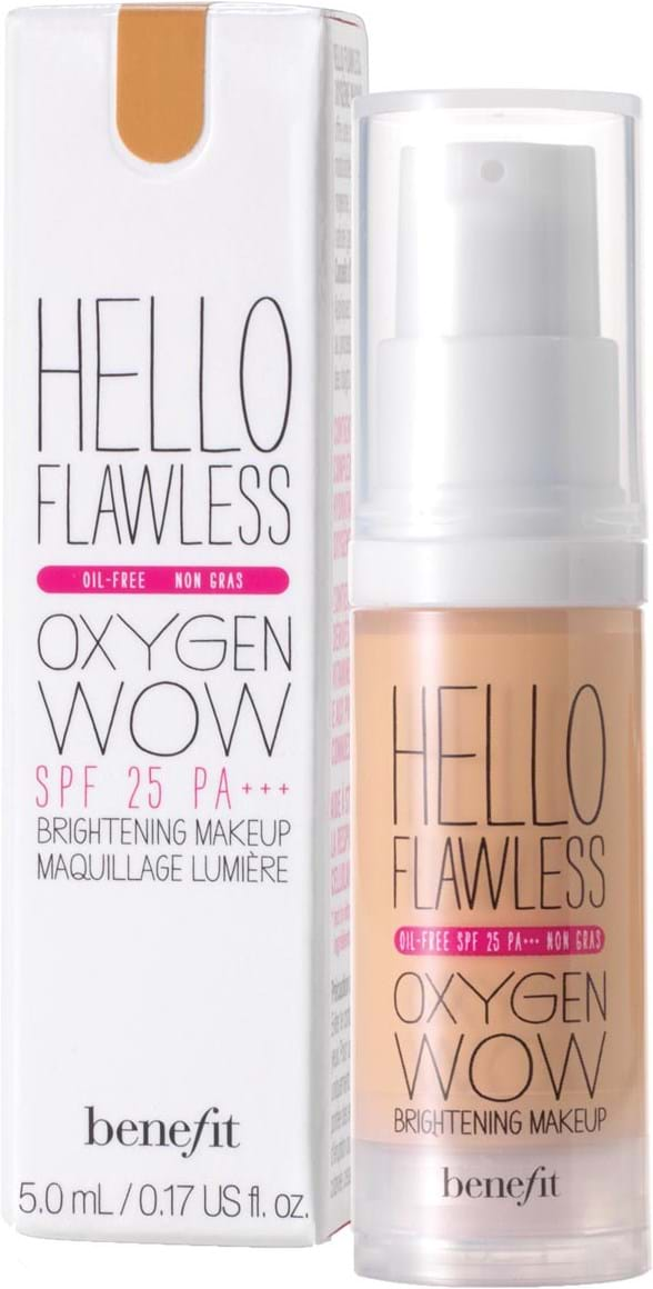 Benefit Hello Flawless Oxygen Foundation Beige 30 ml