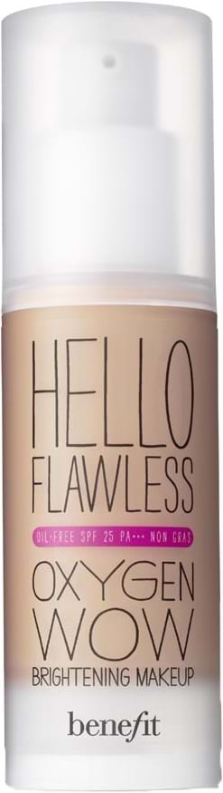 Benefit Hello Flawless oxygenfoundation Plush & Precious 30 ml