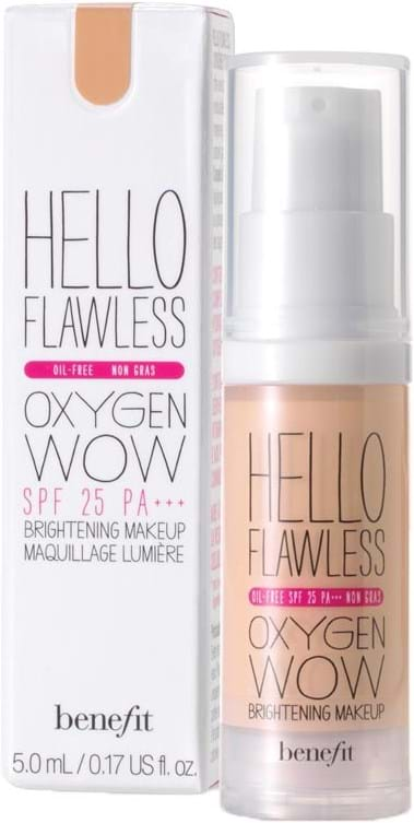 Benefit Hello Flawless oxygenfoundation Ivory Light 30 ml