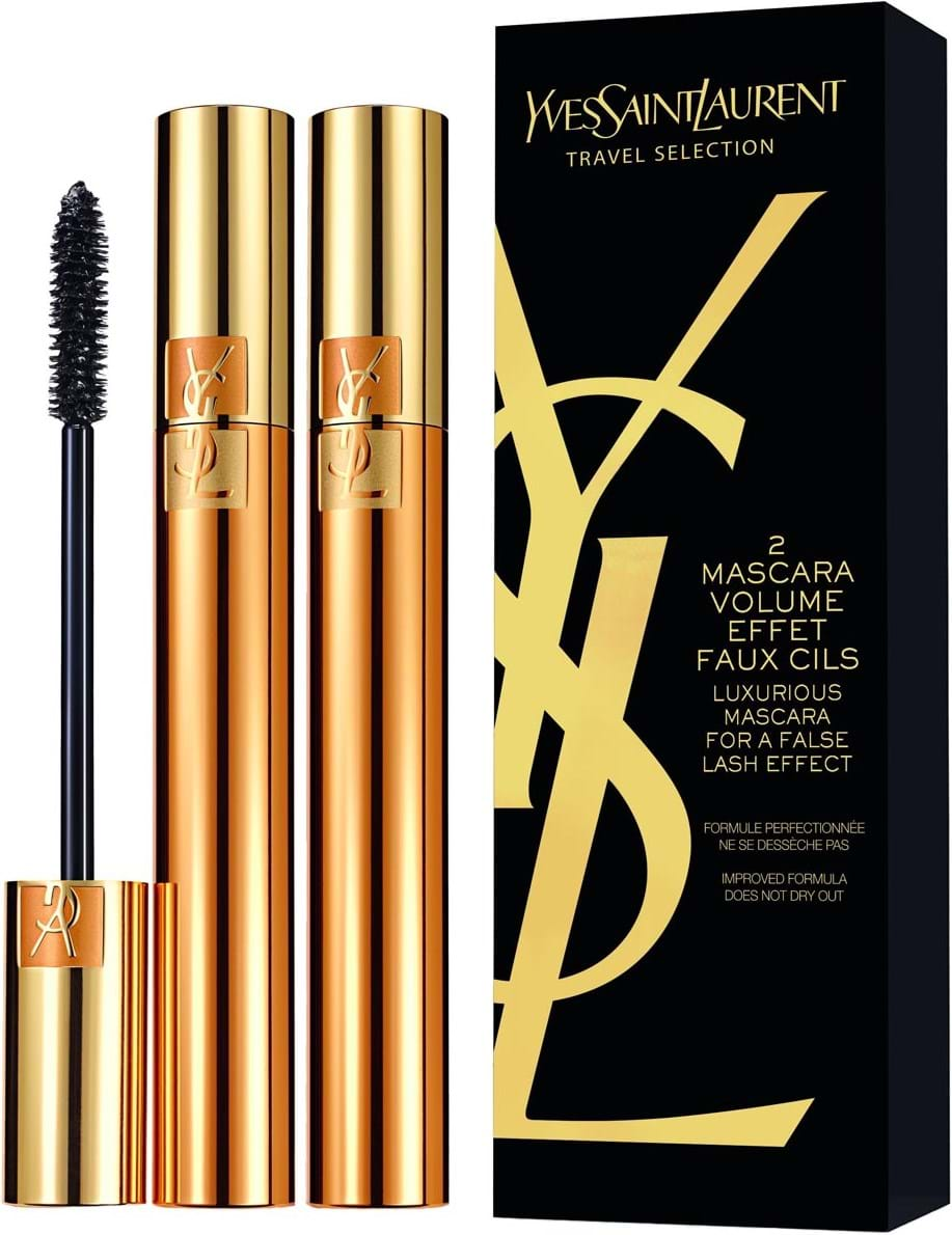 Yves Saint Laurent Volume Effet Faux Cils Mascara Duo‑sæt