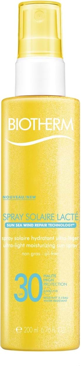 Biotherm Sun Milk SPF 30 Spray Solaire 200 ml