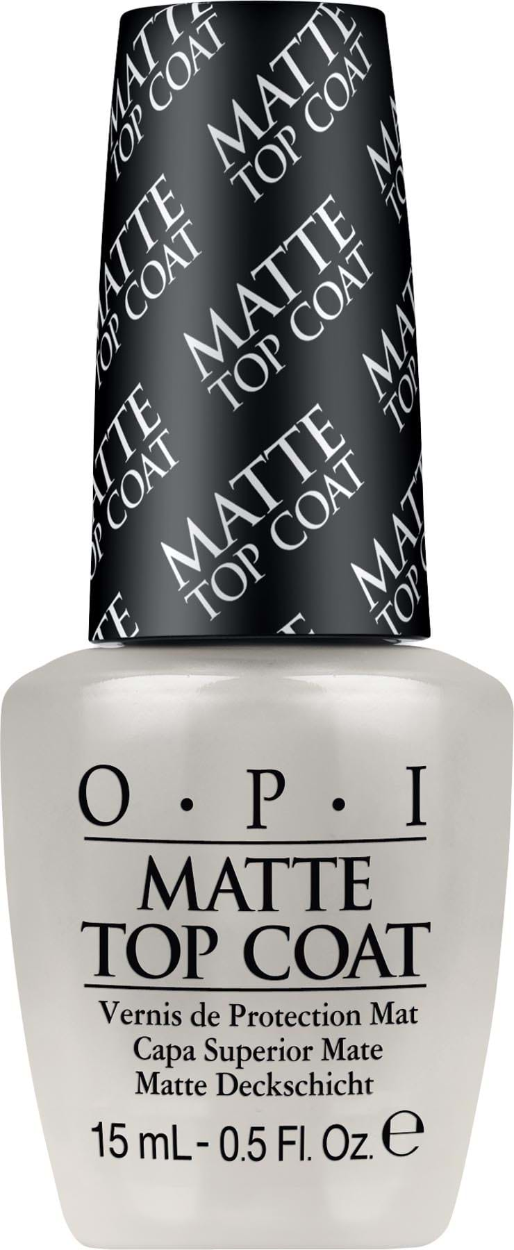 OPI Nail Care Matte Top Coat 15 ml