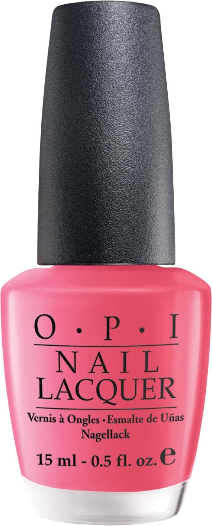 OPI Classic Collection Nail Lacquer N° NL M23 Strawberry Margarita 15 ml