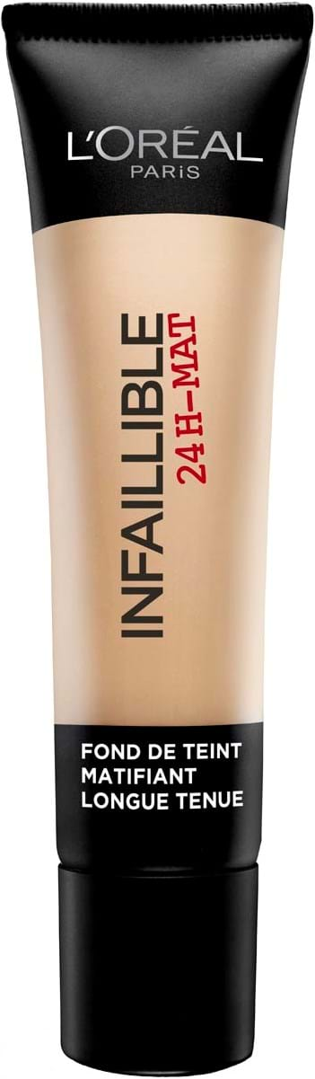 L'Oréal Paris Infaillible Foundation N° 24 Beige Dore 35 ml