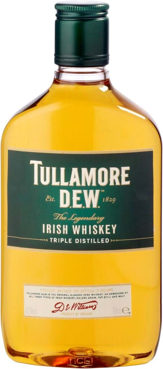 Tullamore Dew Original 40 % 0,5L PET
