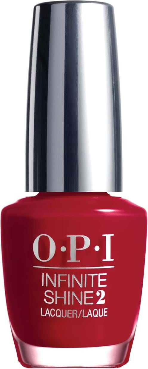OPI Infinite Shine Nail Lacquer N° 010 Relentless Ruby 15 ml
