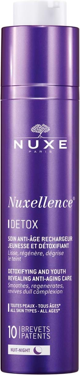 Nuxe Nuxellence Detox Night Cream 50 ml