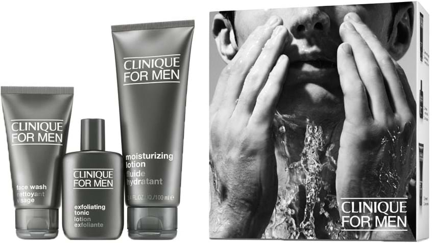 Clinique Great Skin For Him I/II Set
