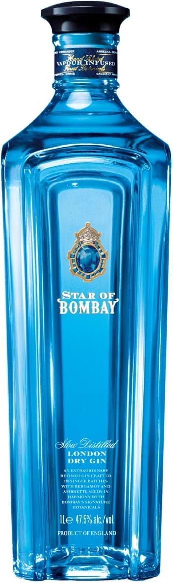 Bombay Star of Bombay 47,5 % 1L