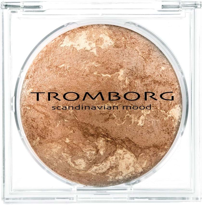 Tromborg Baked Mineral Powder Golden