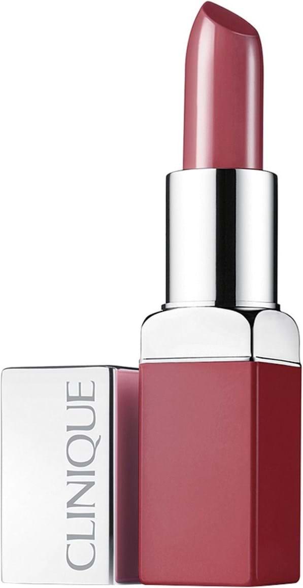 Clinique Pop Lip Colour + Primer Lipstick N° 14 Plum Pop