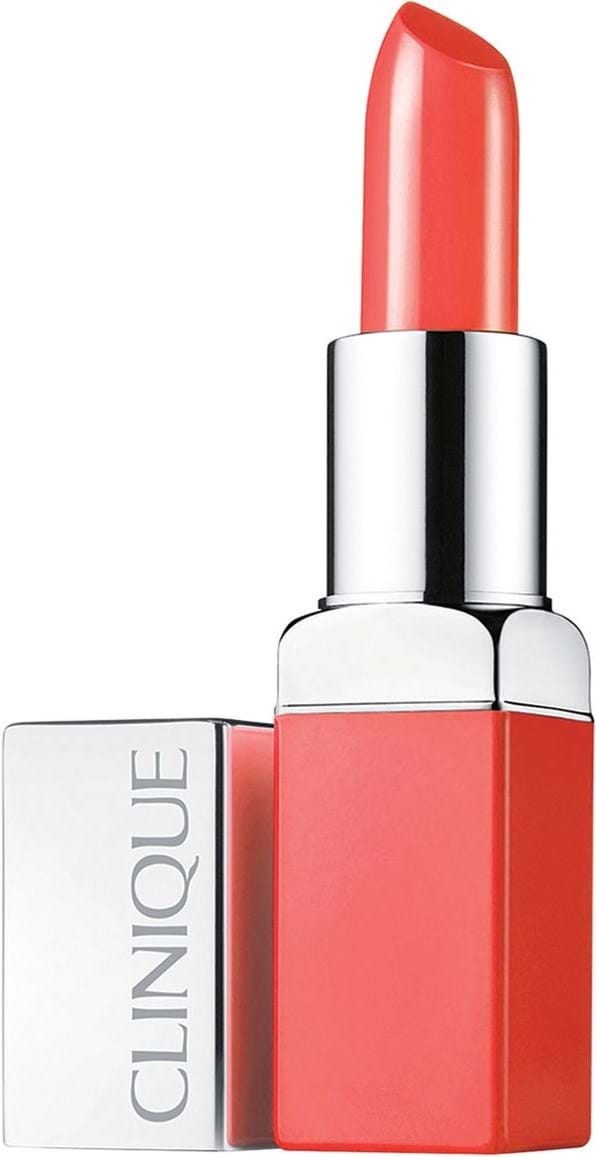 Clinique Pop Lip Colour + Primer Lipstick N° 05 Melon Pop