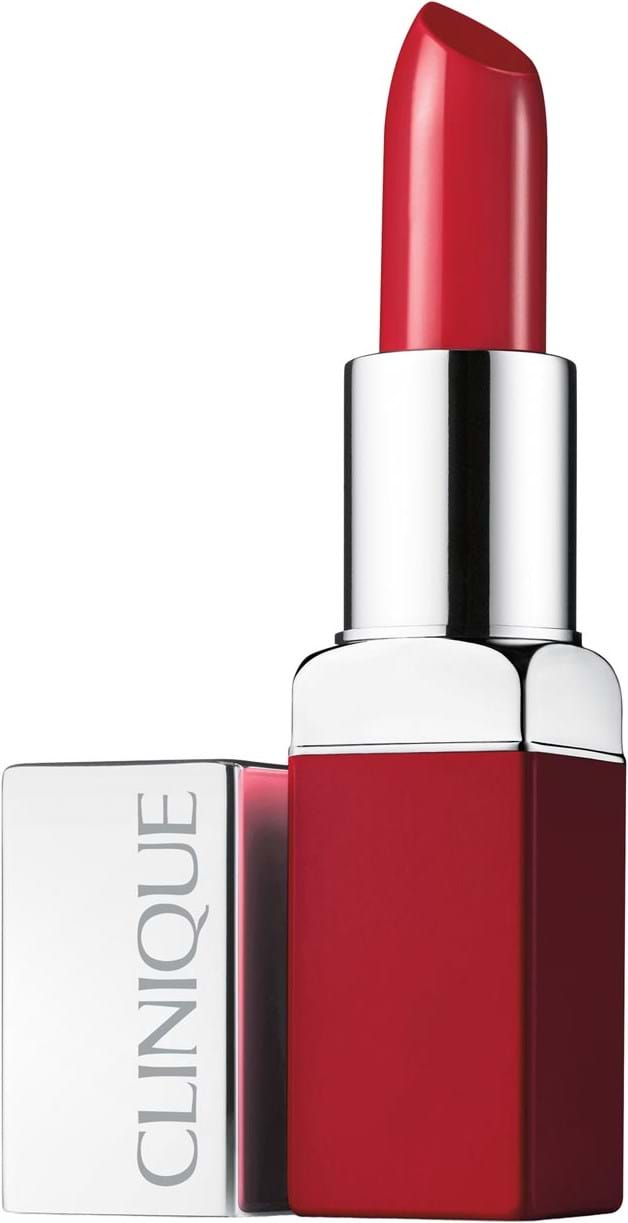 Clinique Pop Lip Colour + Primer Lipstick N° 08 Cherry Pop