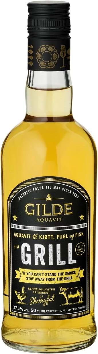 Gilde Grill Aquavit 37.5% 0.5L