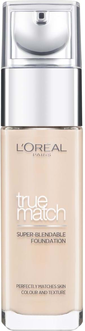 L'Oréal Paris True Match Liquid Foundation N° 2R2C Rose Vanilla 30 ml