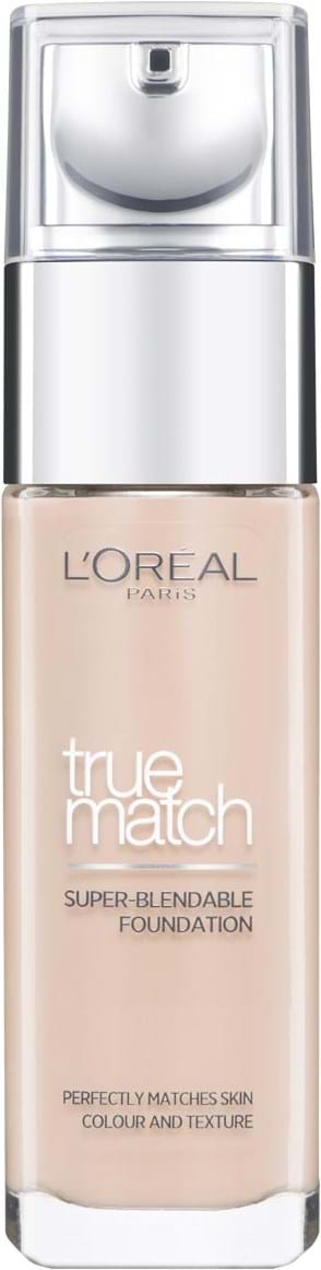 L'Oréal Paris True Match Liquid Foundation N° 1R1C Rose Ivory 30 ml