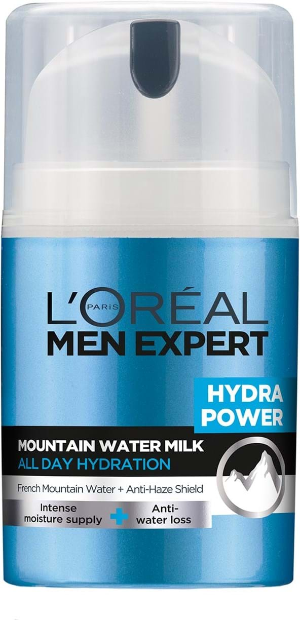 L'Oréal Paris Hydra Power Mountain Water Milk All Day Hydration 50 ml