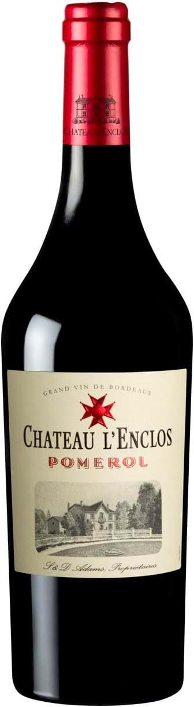 Château L'Enclos, Pomerol, AOC, dry, red 0.75L