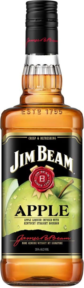 Jim Beam Apple 35 % 1L