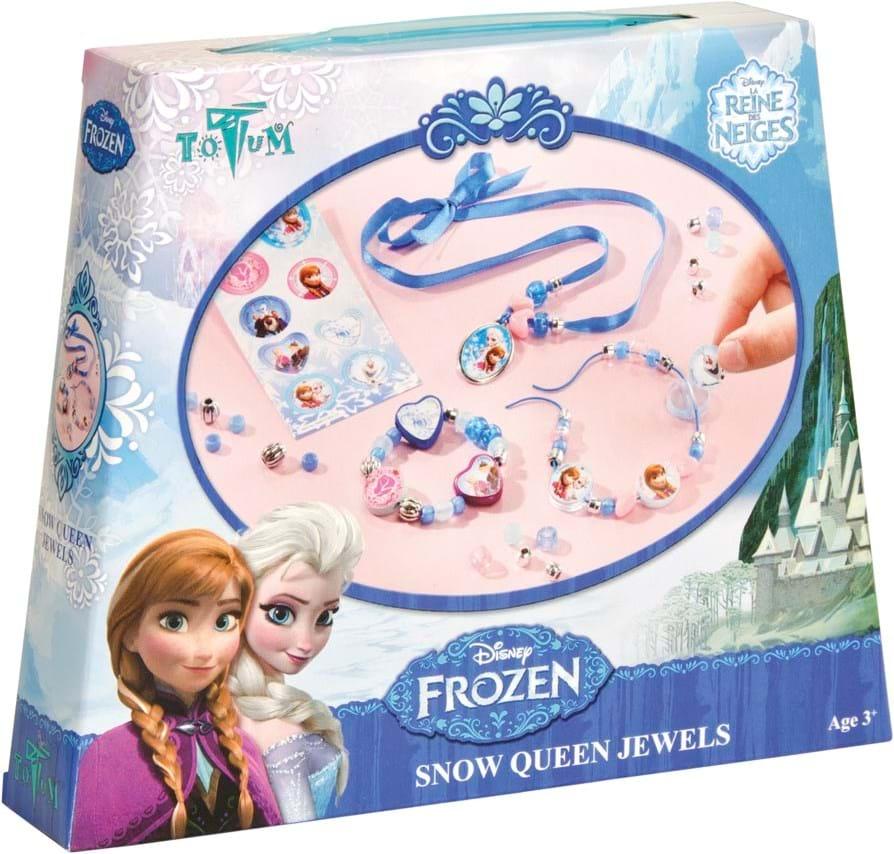 Frozen, jewels
