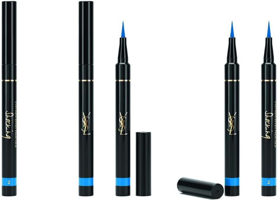 Yves Saint Laurent Eyeliner Effet Faux Eyeliner N° 02 Majorelle Blue