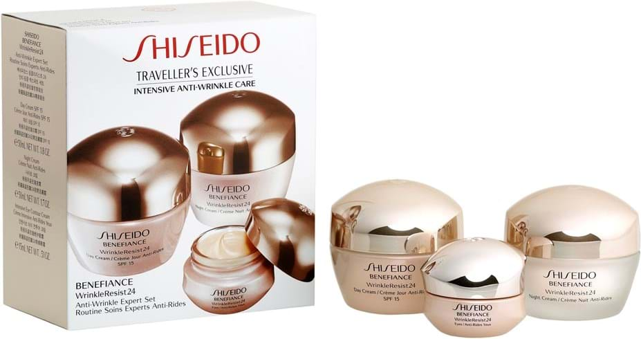 Shiseido Benefiance Anti Wrinkle Expert Set