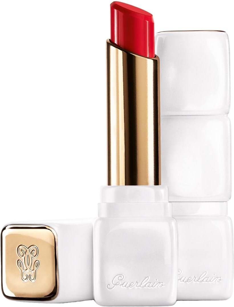 Guerlain KissKiss Roselip Lipstick N° 329 Crazy Bouquet