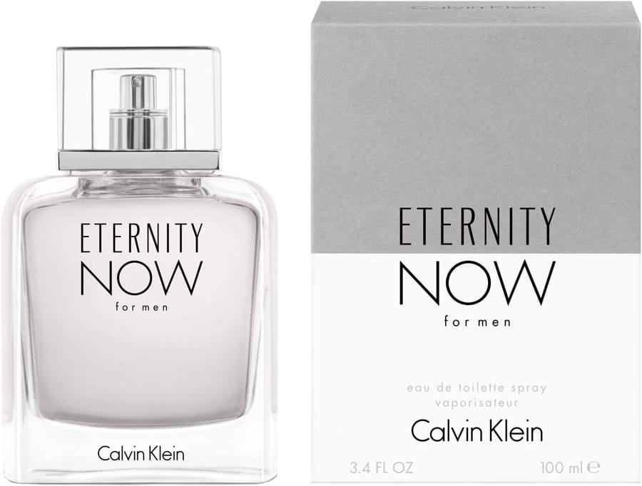 Calvin Klein Eternity Now for Men Eau de Toilette 100 ml