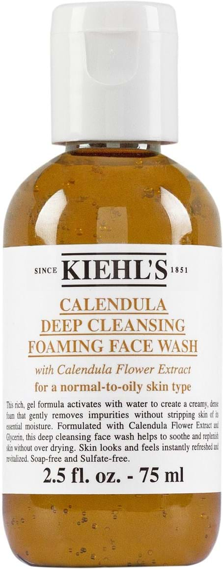 Kiehl's Calendula Foaming Wash 75 ml