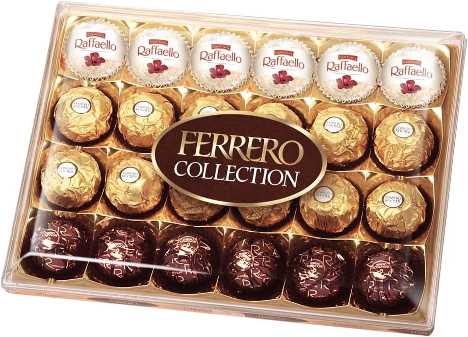 Ferreo Collection T24 269,4g